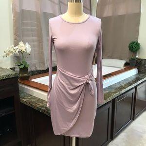 Altar'd State Side Tie Dress